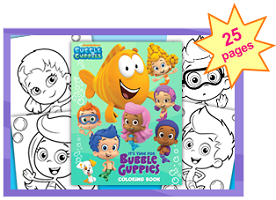 bubble-guppies-coloring-pages
