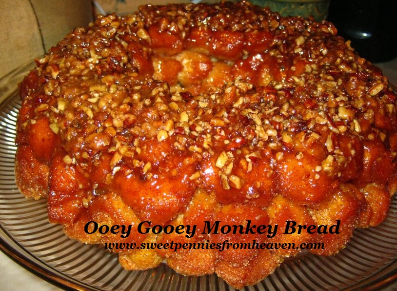 ooey gooey monkey bread
