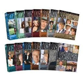 dallas the complete collection