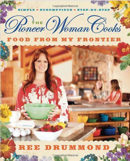 the pioneer woman cookbook
