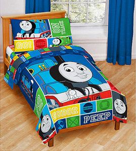 Thomas & Friends Bed Set