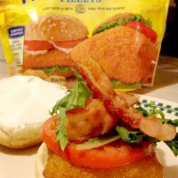 Fish Sandwich BLT