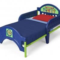 TMNT bed