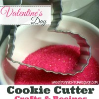 Valentine's Day Crafts and Recipes