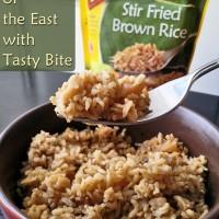 Tasty Bite Stir Fried Brown Rice #TastyBite