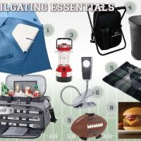 tailgating essentials