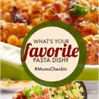 favorite pasta dish