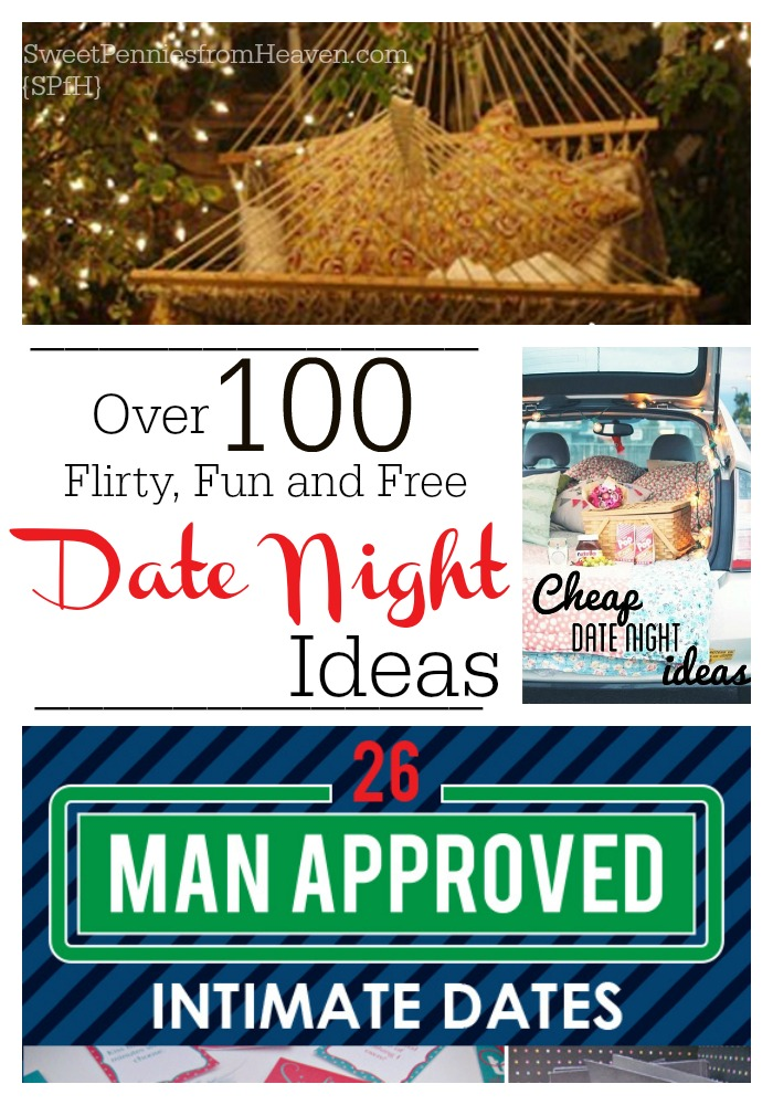 Free date night ideas for couples
