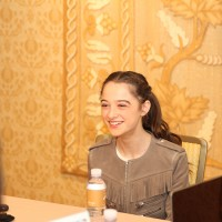 Raffey Cassidy interview for Tomorrowland