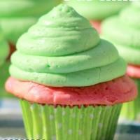 watermelon-cupcakes