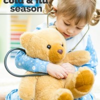 Cold and flu tips for kids! www.sweetpenniesfromheaven.com