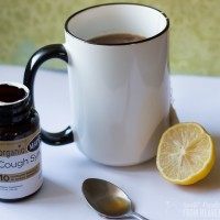 Maty's Natural and Organic Cough Syrup for the whole family.
