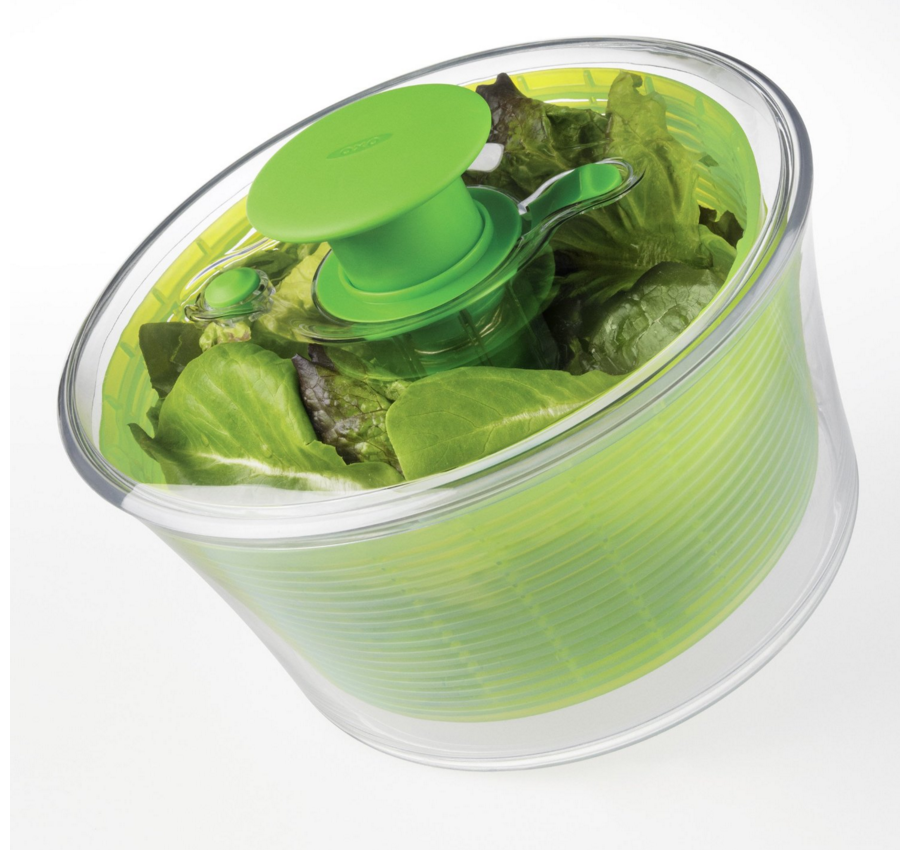OXO Salad Spinner Green