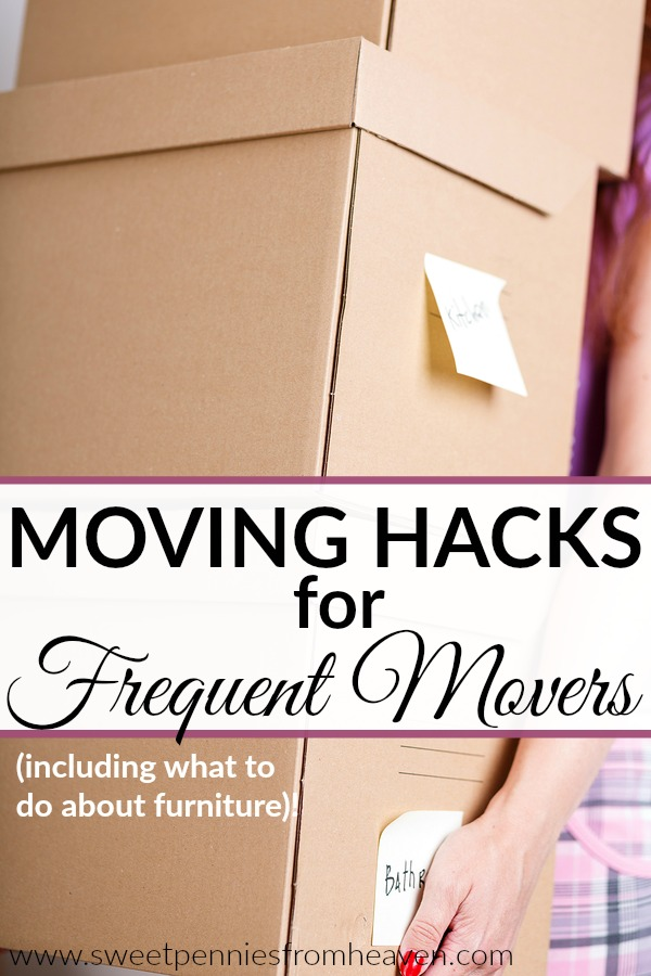 moving hacks for frequent movers