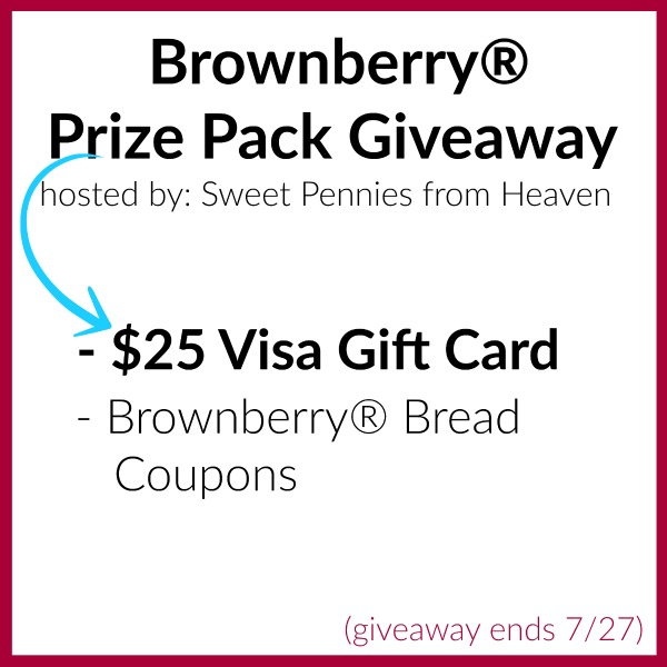 brownberry-giveaway