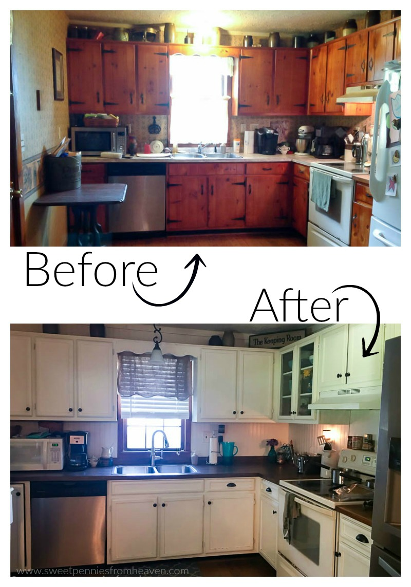 farmhouse kitchen upgrade