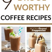 9 Drool Worthy Coffee Recipes on Pinterest – Celebrate National Coffee Day with Folgers Perfect Measures