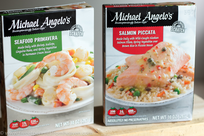 Michael Angelo's Seafood Meals
