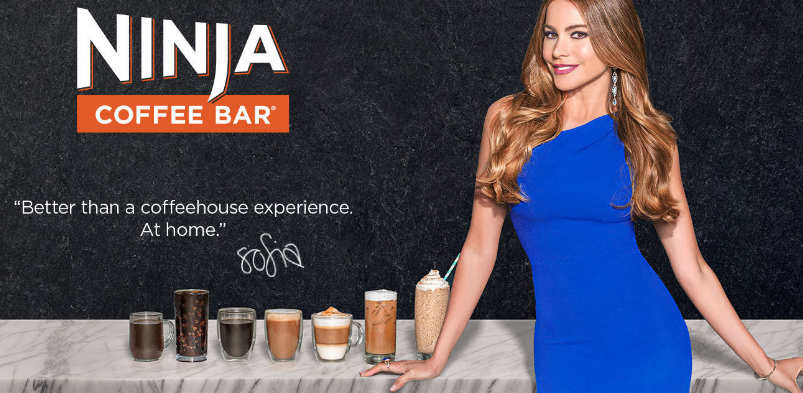 New Coffee Maker Sofia Vergara : Cookies and Cream Frappe Recipe for Coffee Lovers!