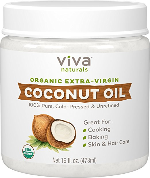 Natural baby products! Ditch traditional baby oil, and switch to organic coconut oil!