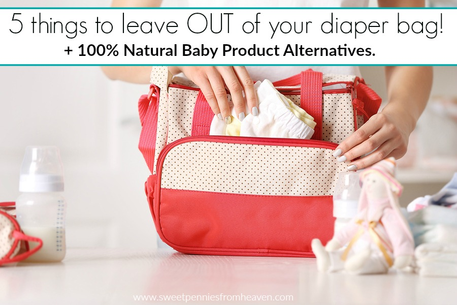 100% natural baby products - alternatives to dangerous chemicals in normal everyday baby products!