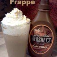 Caramel Frappe