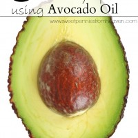 3 beauty tips using avocado oil