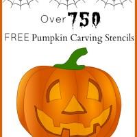 Pumpkin Carving Stencils
