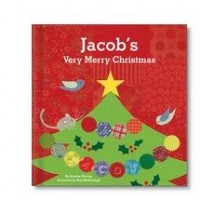 Personalized Christmas Book
