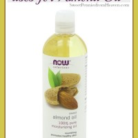 uses for almond oil