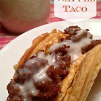 Waffle Tacos