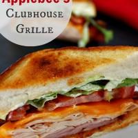 copycat Applebee's Clubhouse Grille Sandwich