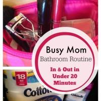 Cottonelle #LetsTalkBums Bathroom Routines