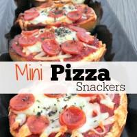 Mini Pizza Snackers