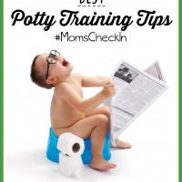 Potty Training Tips #KandooKids