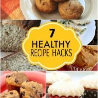 7 healthy recipe hacks