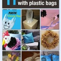 11 genius plastic bag hacks Hometalk board