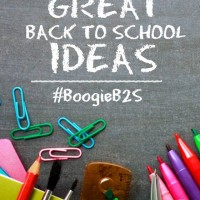 Super Helpful Back to School Ideas to help make things easier on you AND the kiddos!