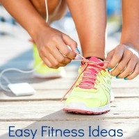 Easy Fitness Tips for Busy Moms! www.sweetpenniesfromheaven.com